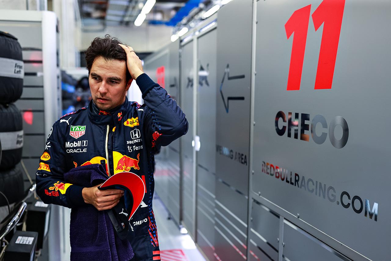セルジオ・ペレス 「スプリント予選の準備に多大な努力を払ってきた」 / レッドブル・ホンダ F1イギリスGP プレビュー