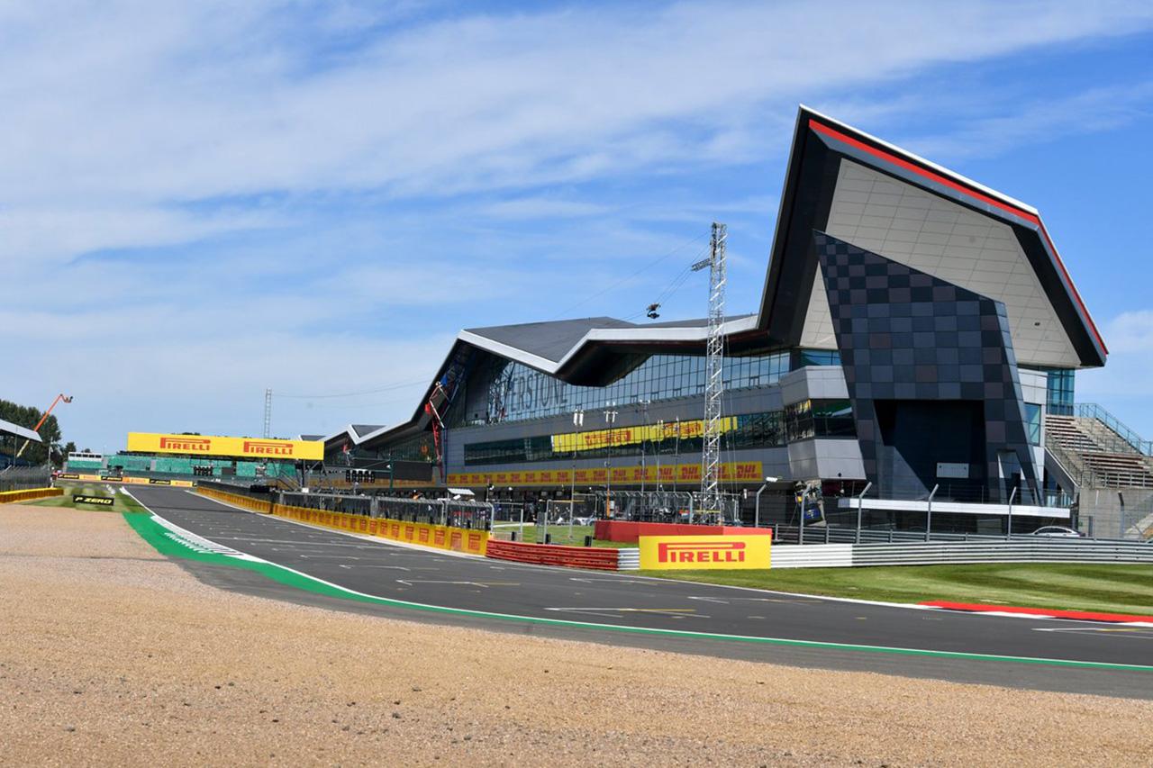 2021年 F1イギリスGP テレビ放送時間&タイムスケジュール