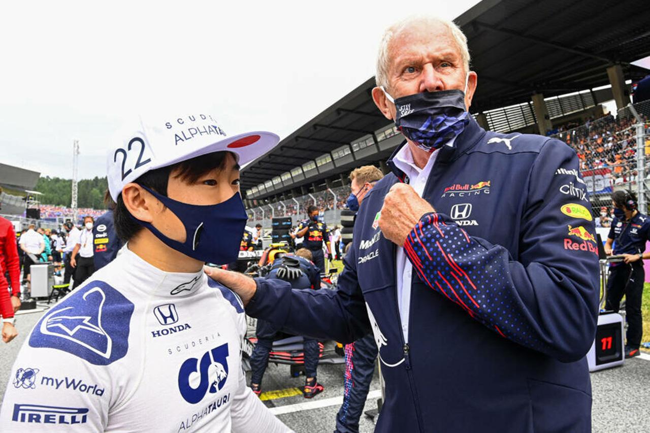 レッドブルF1首脳 「角田裕毅は将来の勝利ドライバーだと確信している」