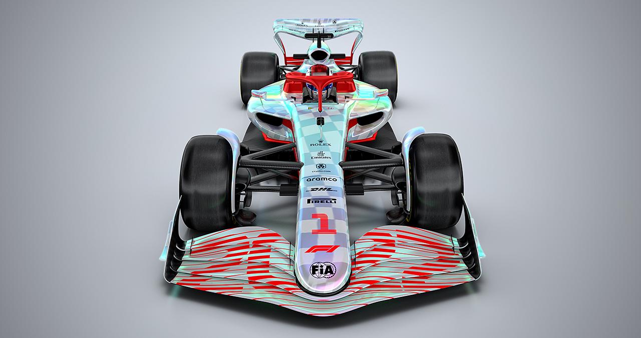 2022年 次世代F1マシン ②