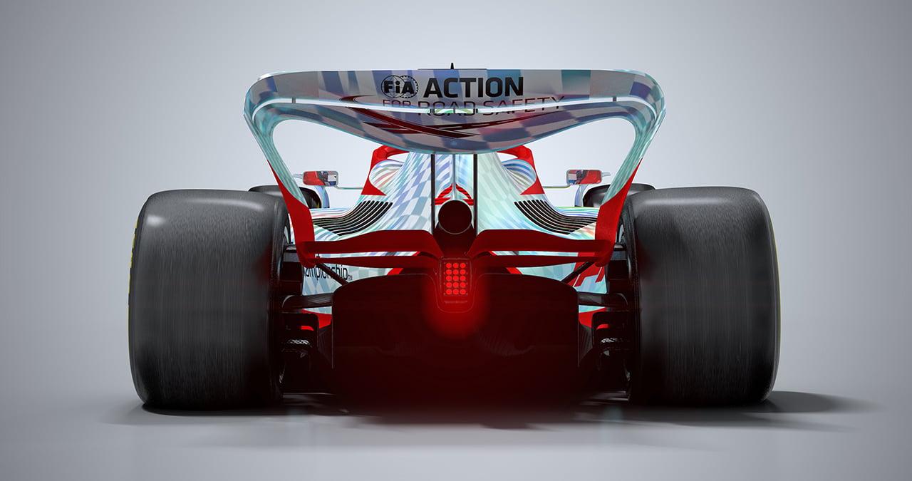 2022年 次世代F1マシン ③