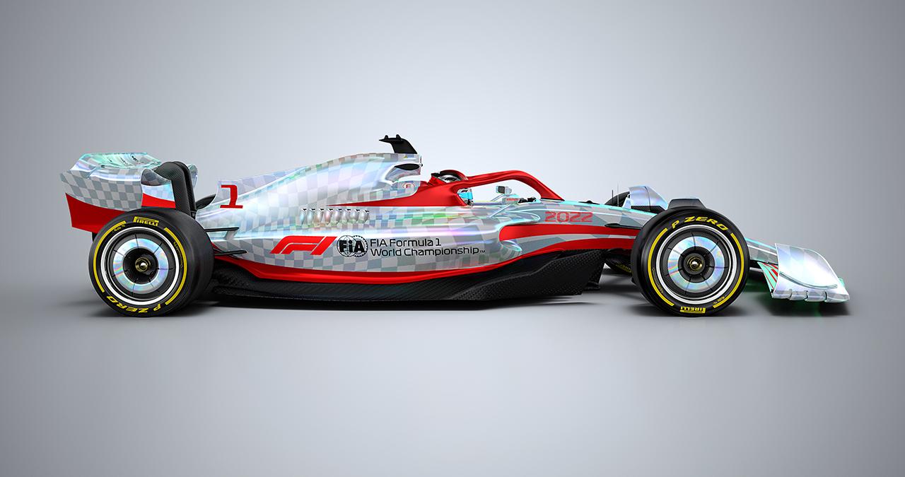 2022年 次世代F1マシン ④