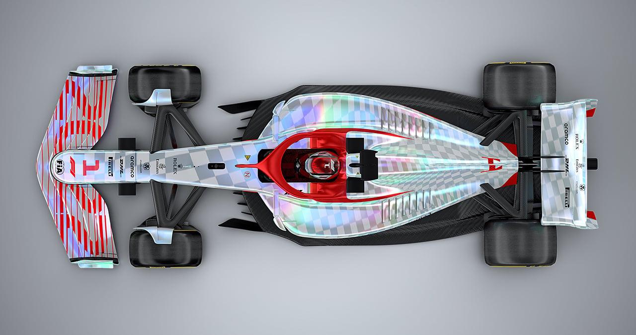 2022年 次世代F1マシン ⑤