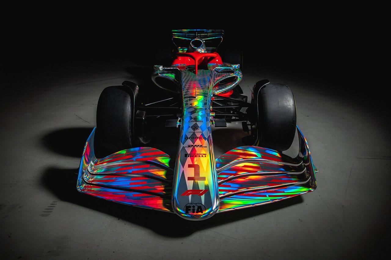 2022年 次世代F1マシン ⑧