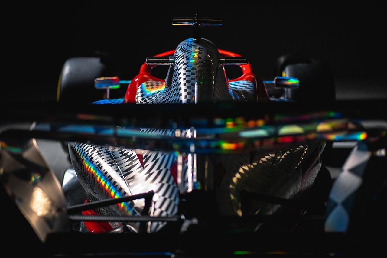 2022年 次世代F1マシン ⑨