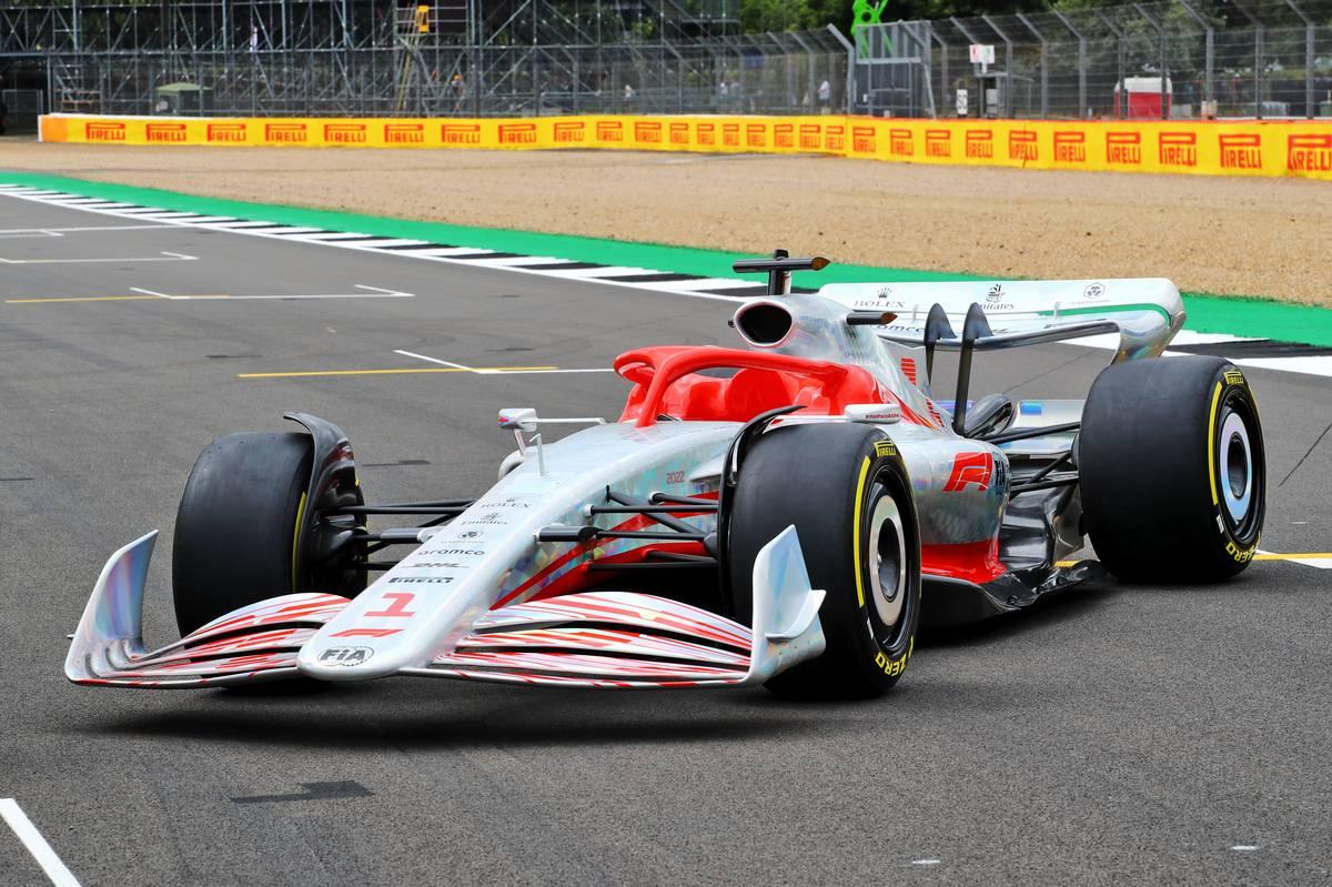 2022年 次世代F1マシン ⑪
