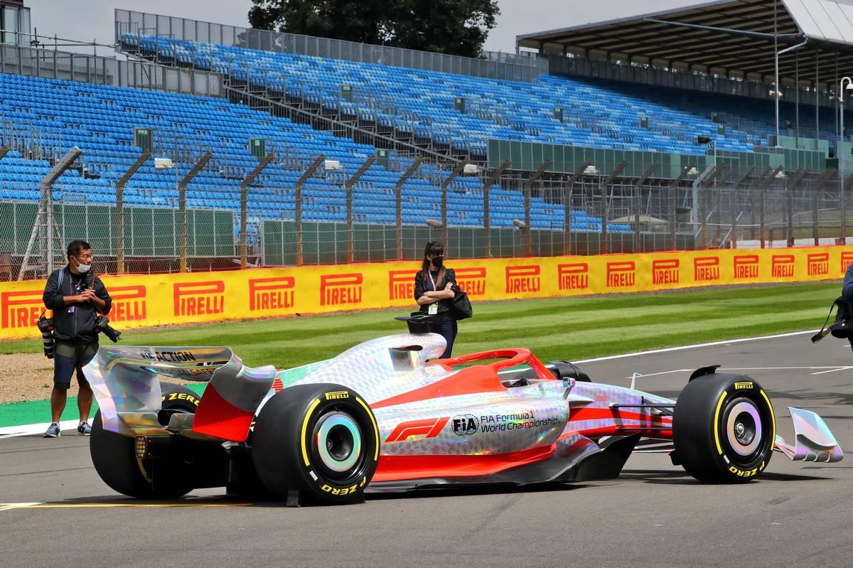 2022年 次世代F1マシン ⑫
