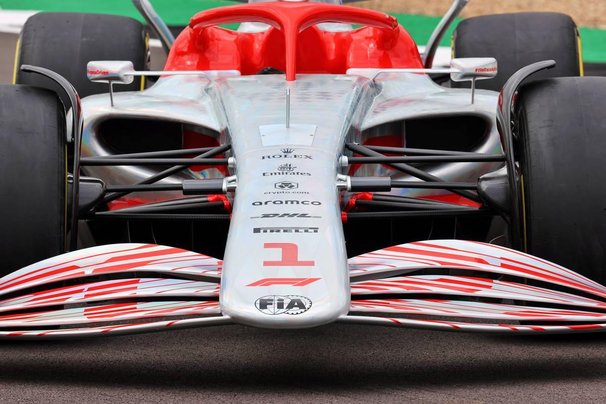 2022年 次世代F1マシン ⑭
