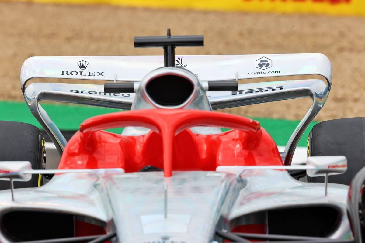 2022年 次世代F1マシン ⑮