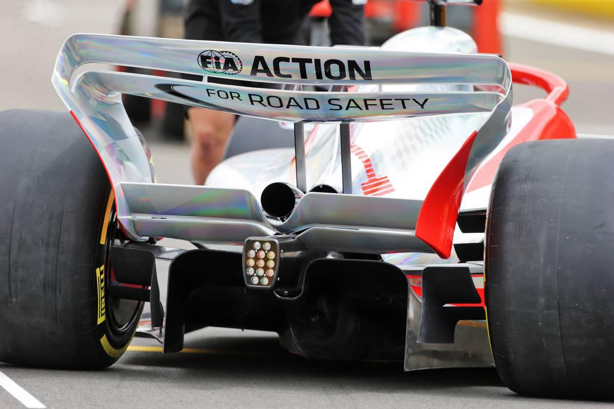 2022年 次世代F1マシン ⑯