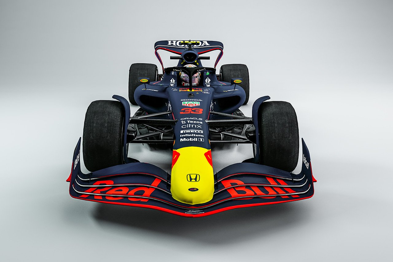 F1チーム 「2022年の次世代F1マシンに現行リバリーを施してみた」