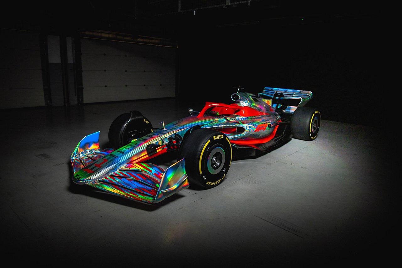 【動画】 2022年 次世代F1マシン お披露目イベント