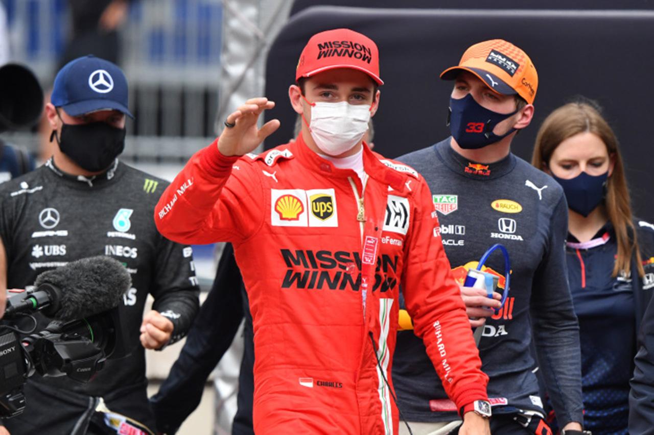 シャルル・ルクレール、レッドブルF1とのコンタクトを否定「ゴシップ」