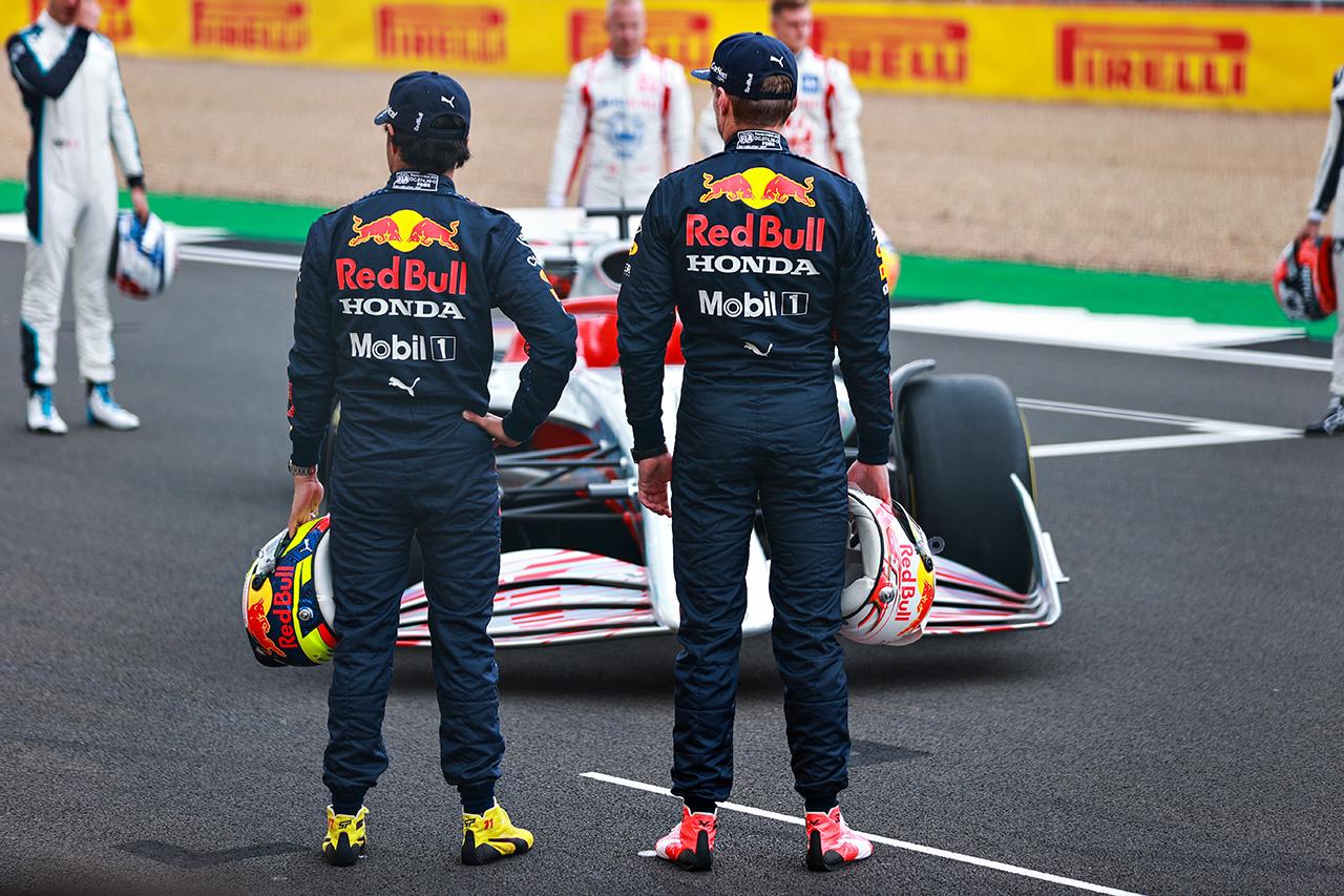 次世代F1マシンにマックス・フェルスタッペン 「あくまでコンセプト。レッドブル独自の設計になる」
