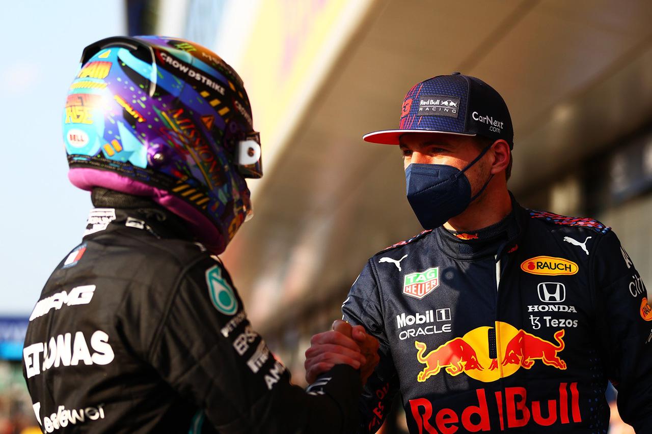 2021年 F1イギリスGP 予選:トップ10 ドライバーコメント