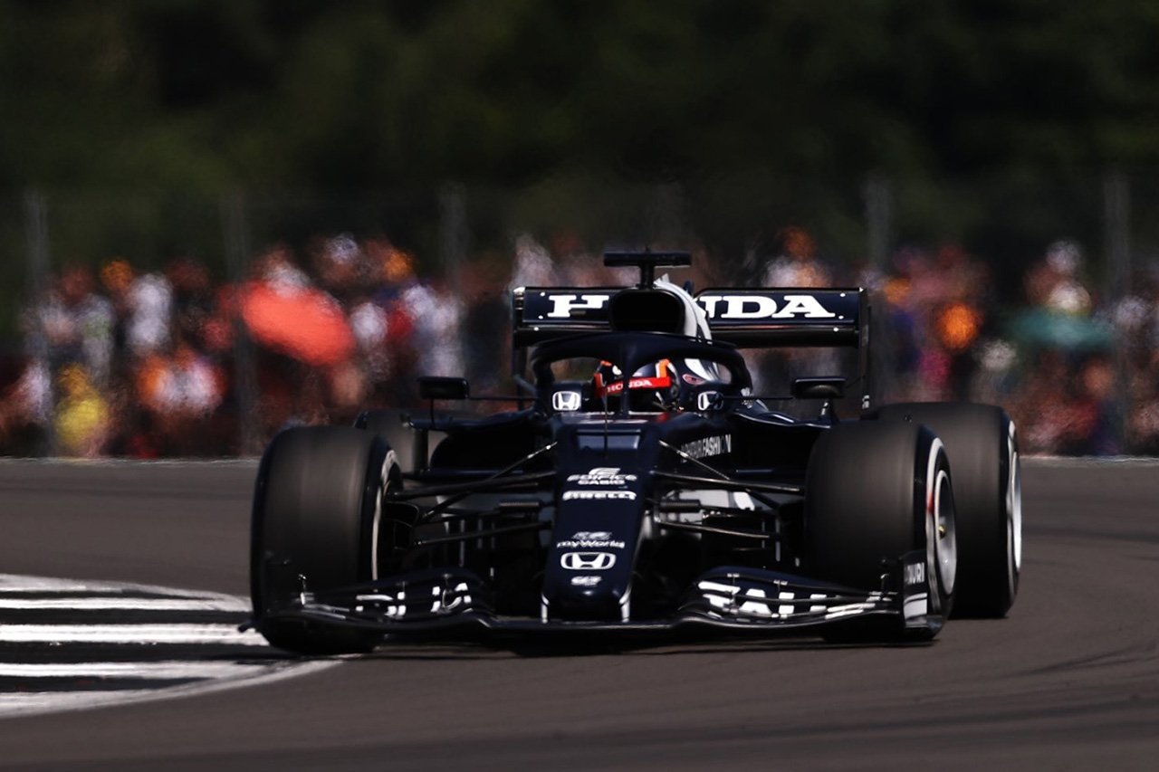 【速報】 F1イギリスGP FP2 結果:マックス・フェルスタッペンがトップ。角田裕毅は16番手