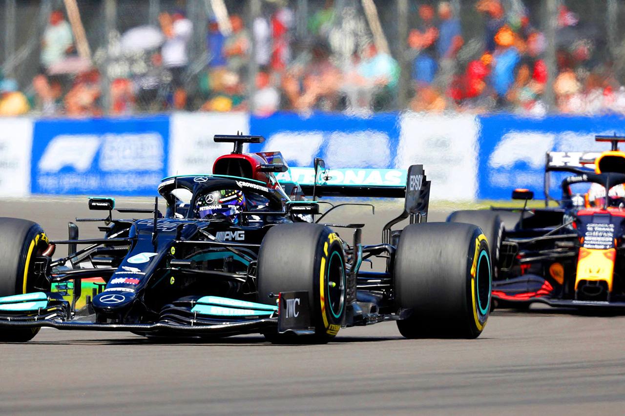 【動画】 2021年 F1イギリスGP フリー走行2回目 ハイライト