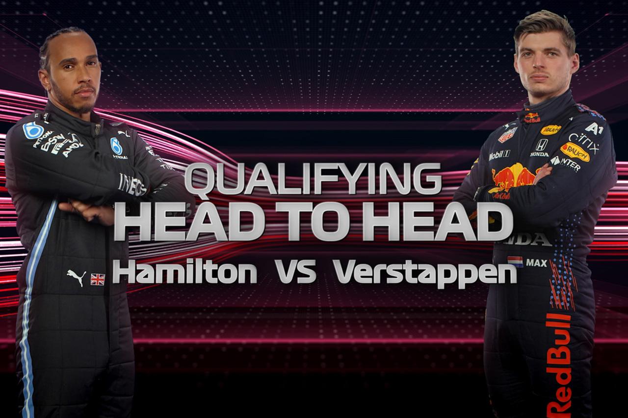 【動画】 F1イギリスGP 予選:ハミルトン vs フェルスタッペン