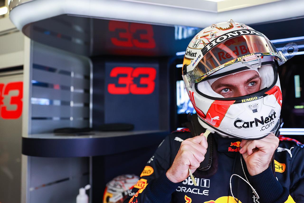 マックス・フェルスタッペン、僅差の2番手「スプリント予選で取り返す」 / レッドブル・ホンダ F1イギリスGP 予選
