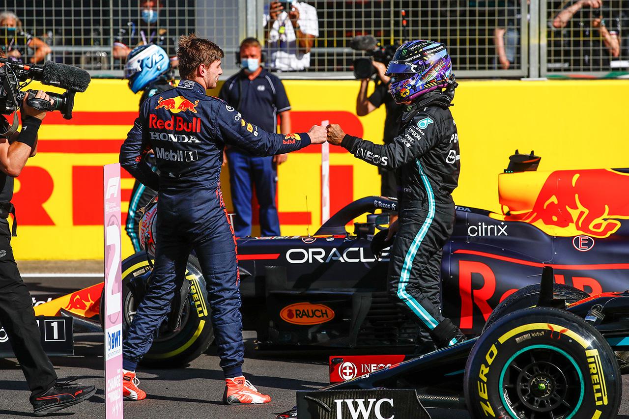 2021年 F1イギリスGP スプリント予選:トップ10 ドライバーコメント