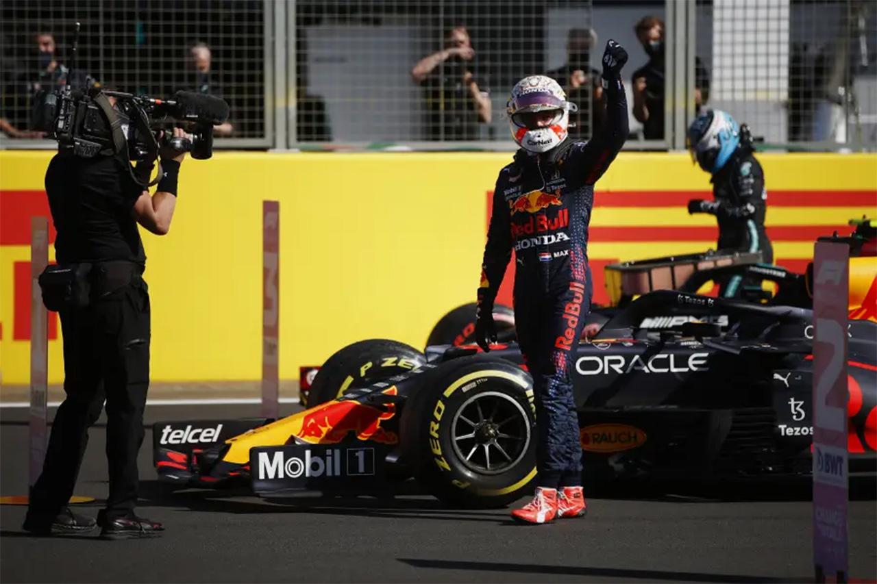 ホンダF1:20201年 第10戦 F1イギリスGP スプリント予選レポート