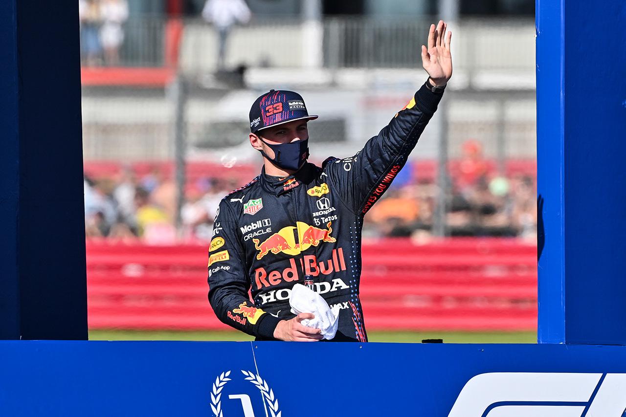 マックス・フェルスタッペン 「レースの結果でポール獲得はおかしな気分」 / レッドブル・ホンダ F1イギリスGP スプリント予選