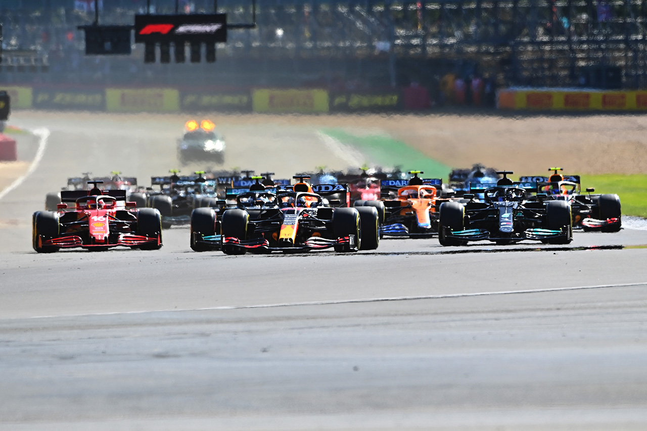 【動画】 2021年 F1イギリスGP スプリント予選 ハイライト