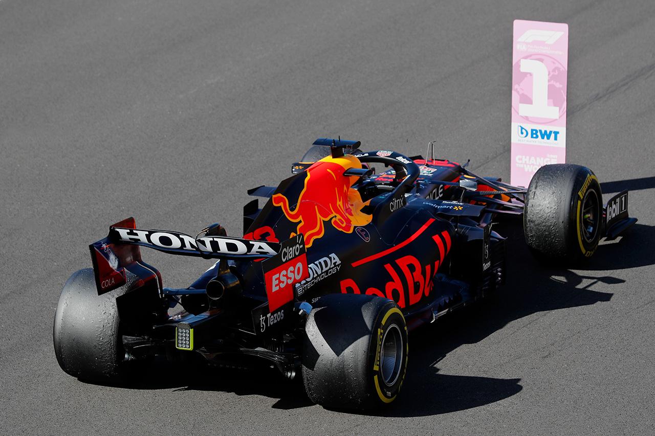 ホンダF1、アイルトン・セナ以来の4戦連続ポールも「難しい戦いを予想」と田辺豊治TD / F1イギリスGP スプリント予選