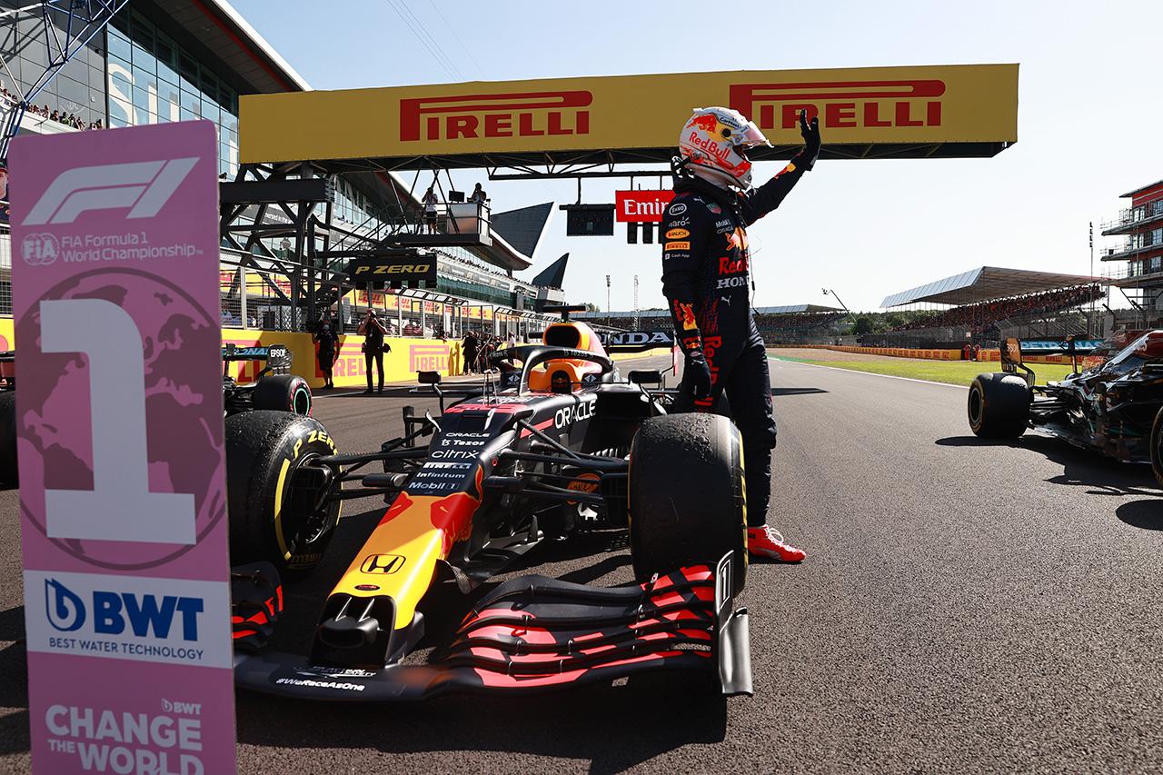 2021年 F1イギリスGP 決勝:持ちタイヤ数&タイヤ戦略予想