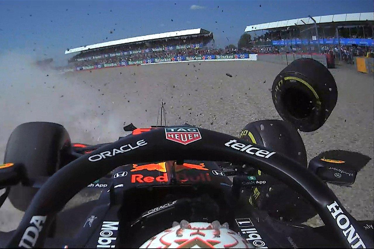 波乱!マックス・フェルスタッペンがクラッシュリタイア / F1イギリスGP