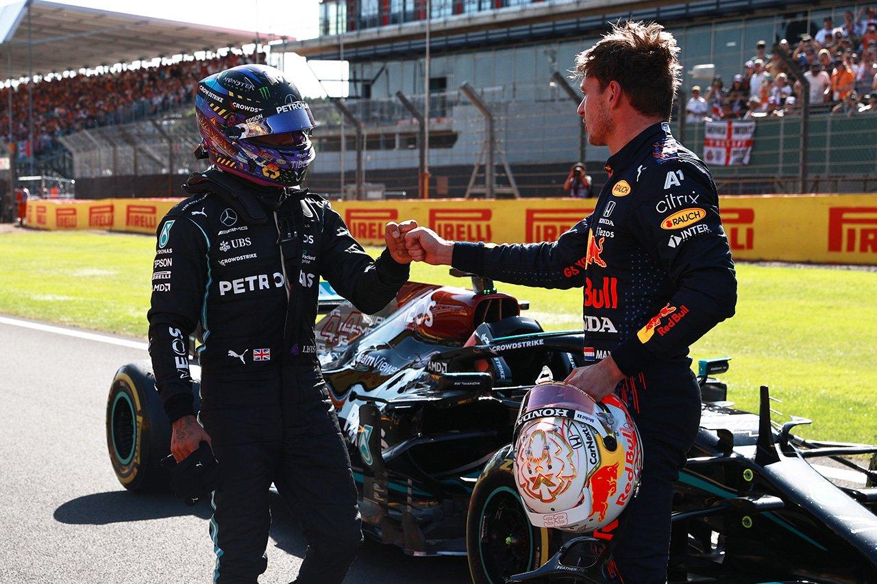 レッドブル・ホンダF1 「9年間にわたるメルセデスのポール記録を止めた」  / F1イギリスGP スプリント予選