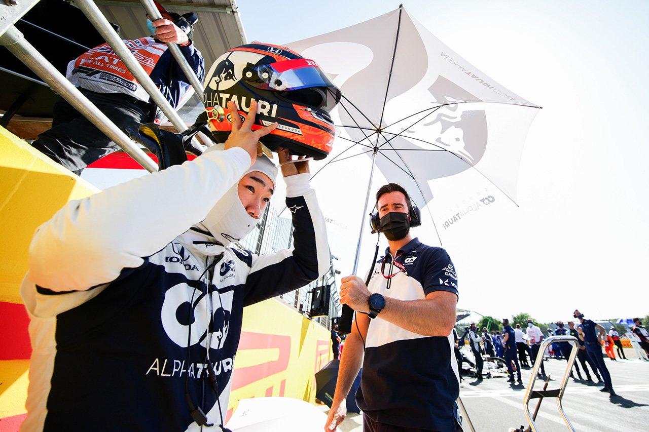 角田裕毅、16番グリッドのまま「マシンパフォーマンスで悩んでいる」 / アルファタウリ・ホンダ F1イギリスGP スプリント予選