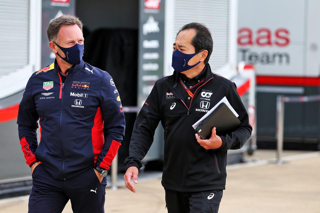 ホンダF1 「これがチャンピオンシップを戦っていく厳しさ」と田辺豊治TD / F1イギリスGP 決勝