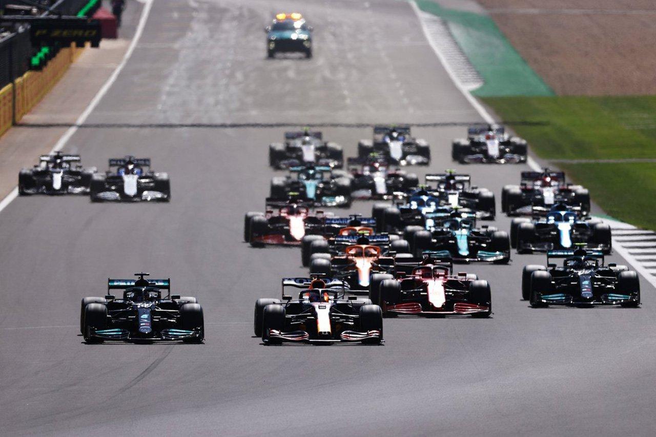 【動画】 2021年 F1イギリスGP 決勝 ハイライト