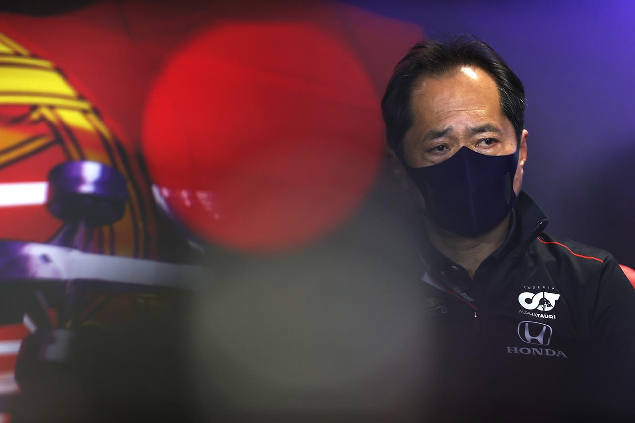 ホンダF1 「今大会がターニングポイントだったとは言われたくない」 / F1イギリスGP決勝 田辺豊治TD会見