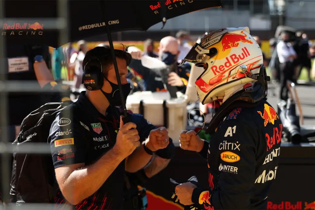 ホンダF1:2021年 第10戦 F1イギリスGP 決勝レポート