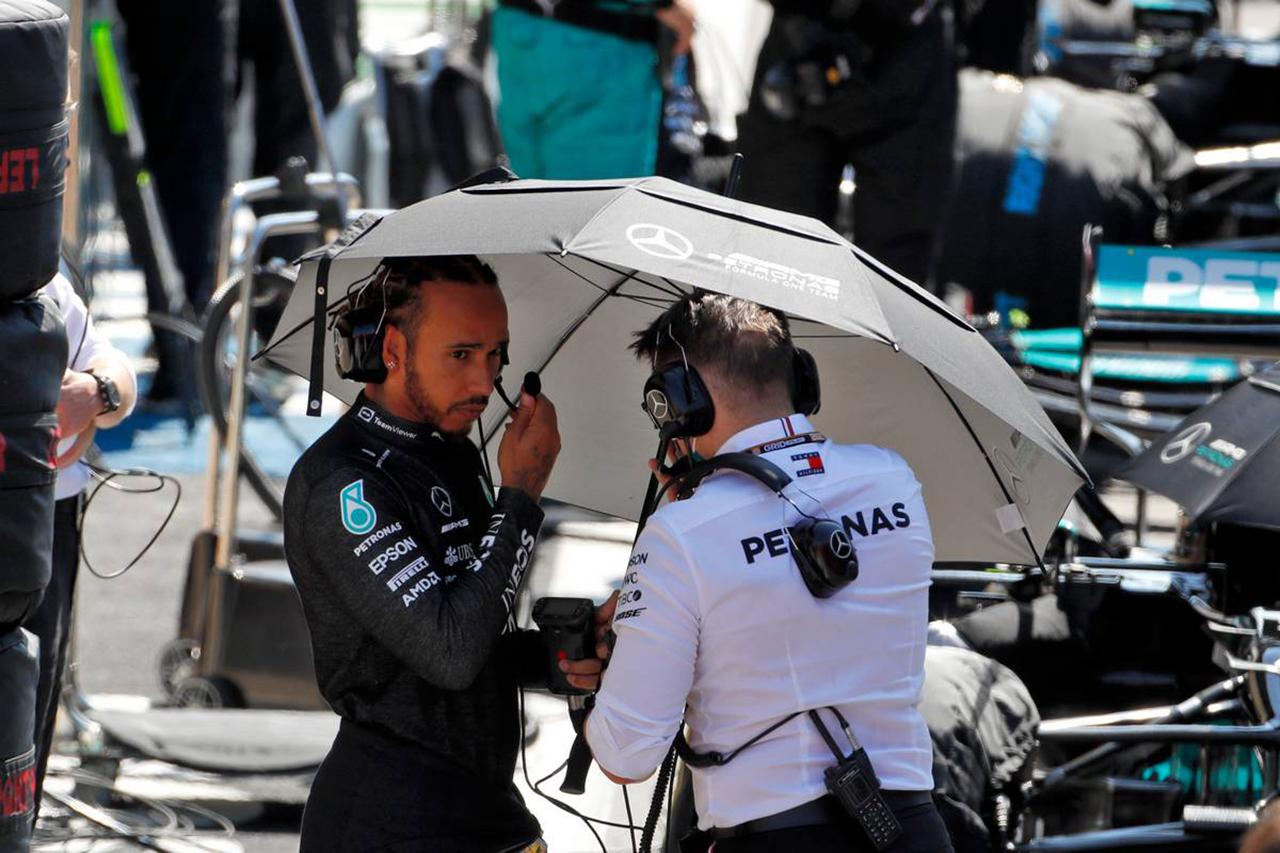 F1:バーニー・エクレストン 「ハミルトンへのペナルティは不相応」