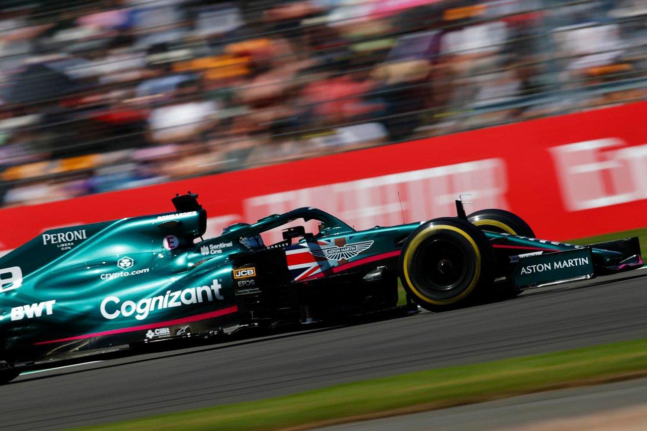 ランス・ストロール、フェルスタッペンを乗せたヘリの気流が挙動に影響 / F1イギリスGP決勝