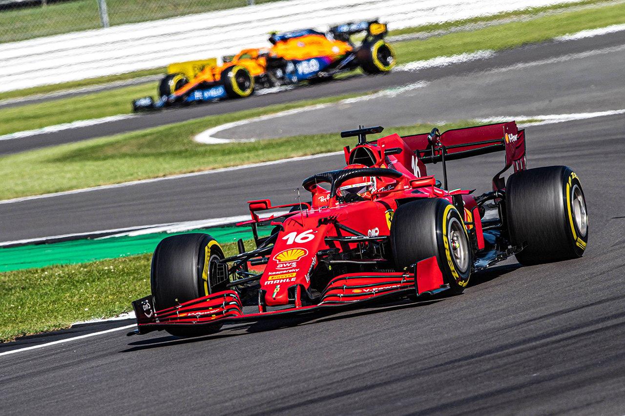 フェラーリF1代表 「コンストラクターズ選手権3位は射程圏内」