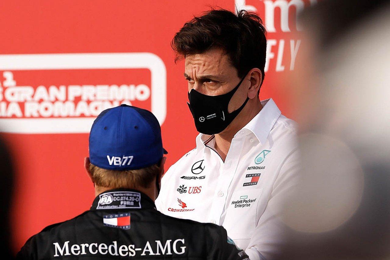 メルセデスF1、バルテリ・ボッタスの放出決定を示唆