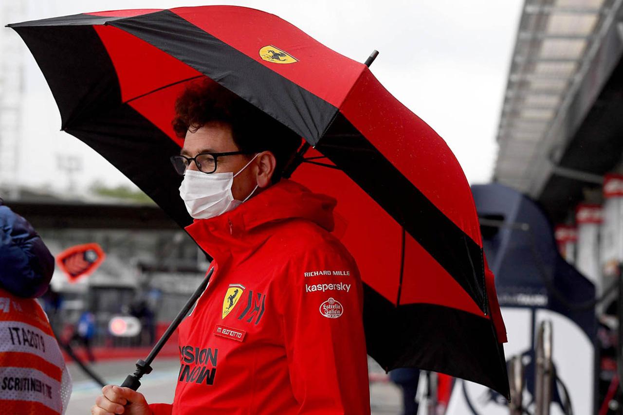 フェラーリF1代表 「スプリント予選の土曜FP2は改善が必要」