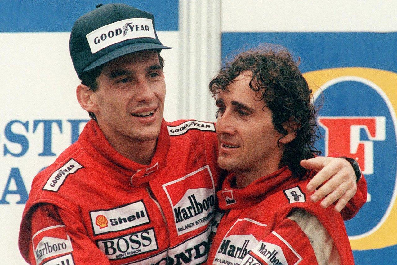 """F1:フェルスタッペンとハミルトンのライバル関係は""""セナプロ時代""""の再来?"""