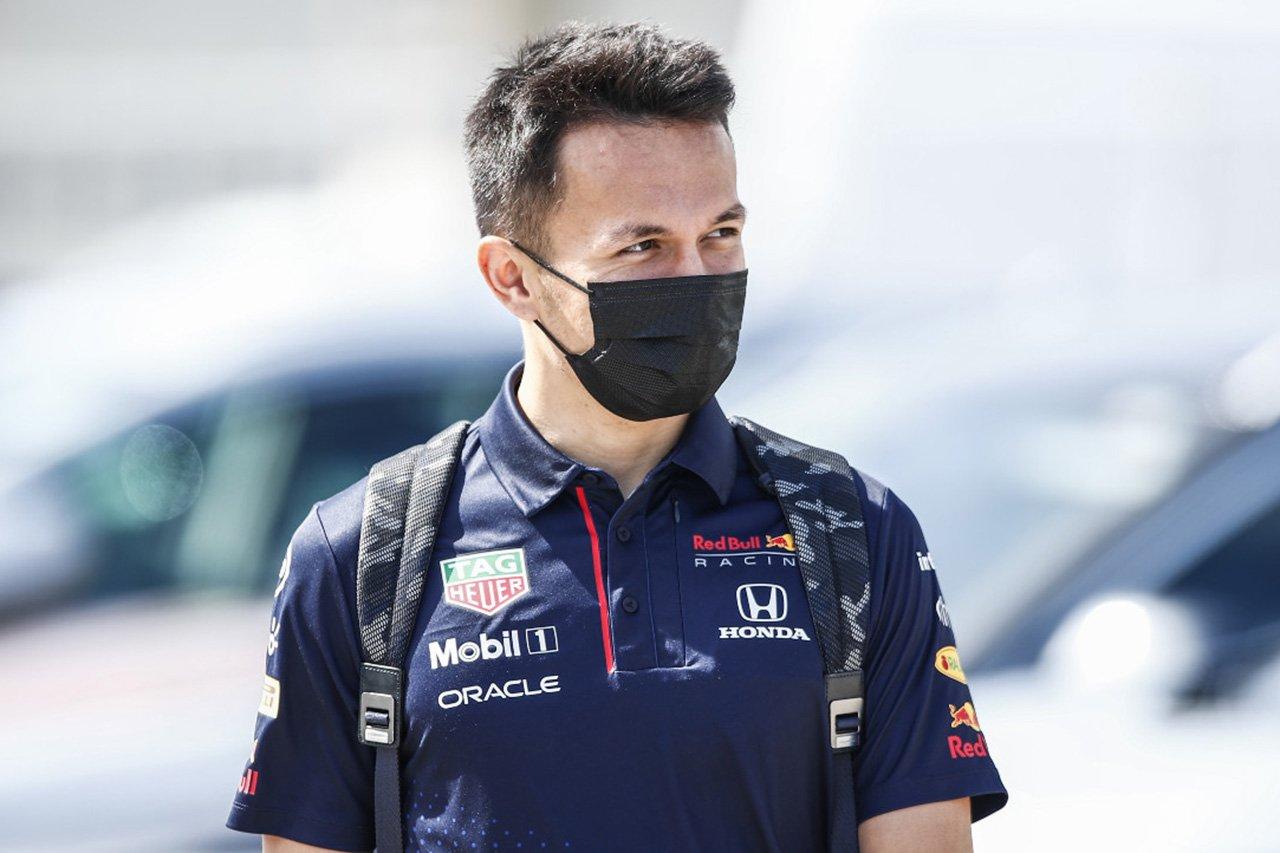 レッドブルF1のアレクサンダー・アルボン 「F1を離れられるのは最長で1年」