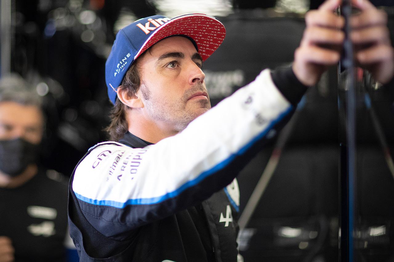 フェルナンド・アロンソ 「マクラーレンでならF1復帰はもっと容易だった」