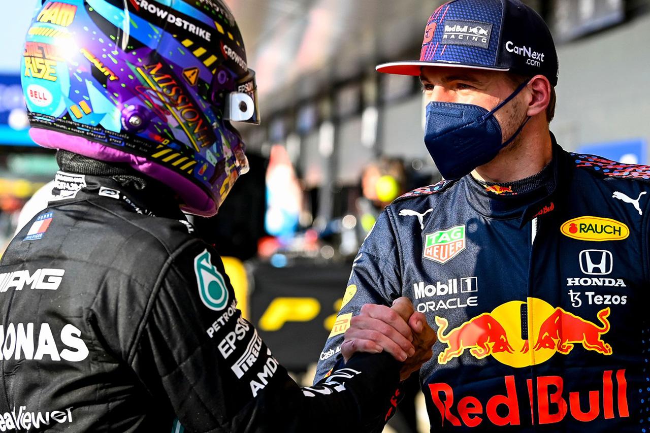 F1代表、フェルスタッペンとハミルトンの危険な対立は懸念せず