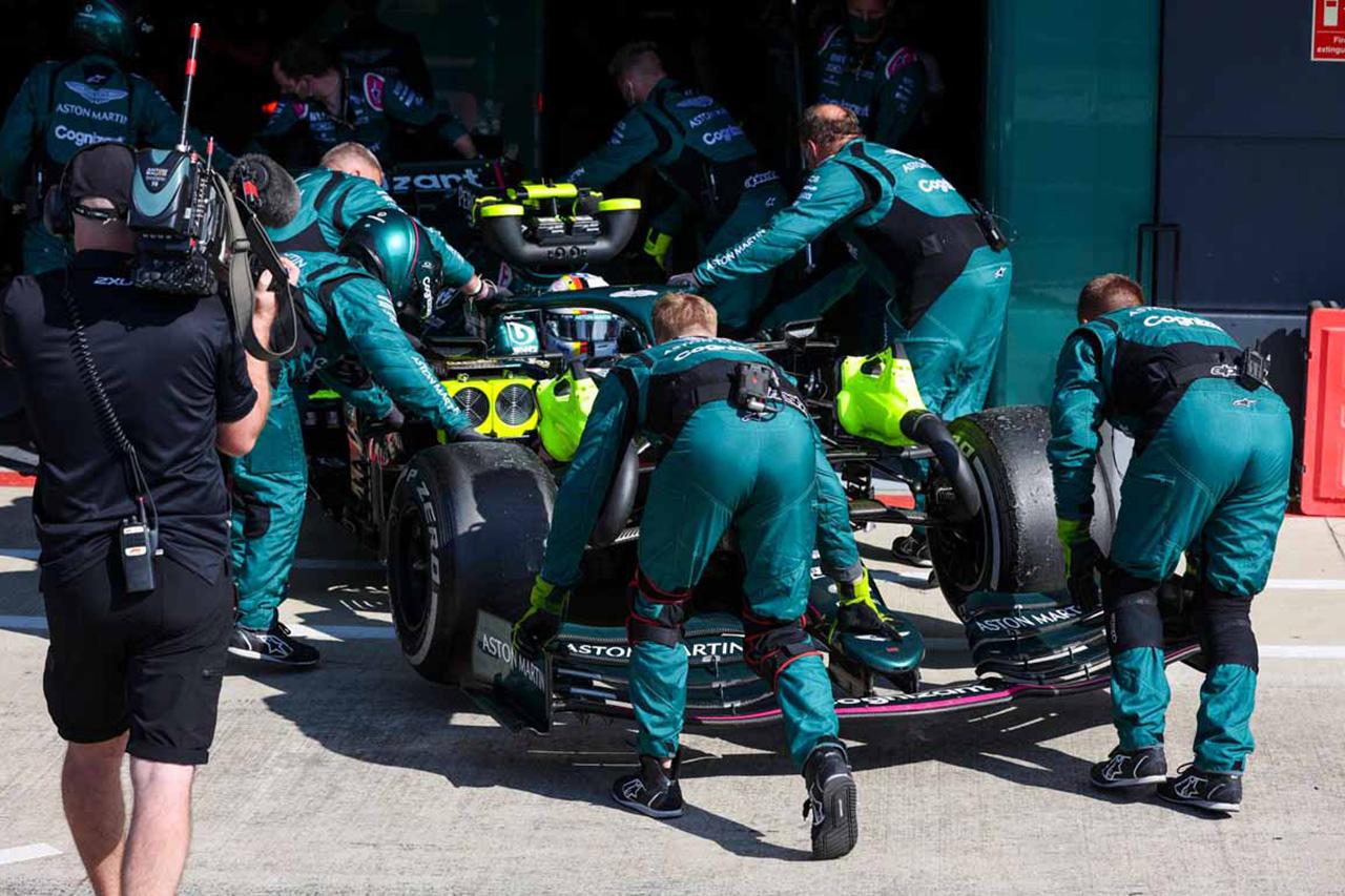 セルジオ・ペレス 「アストンマーティンF1のタイトル獲得は実現可能」