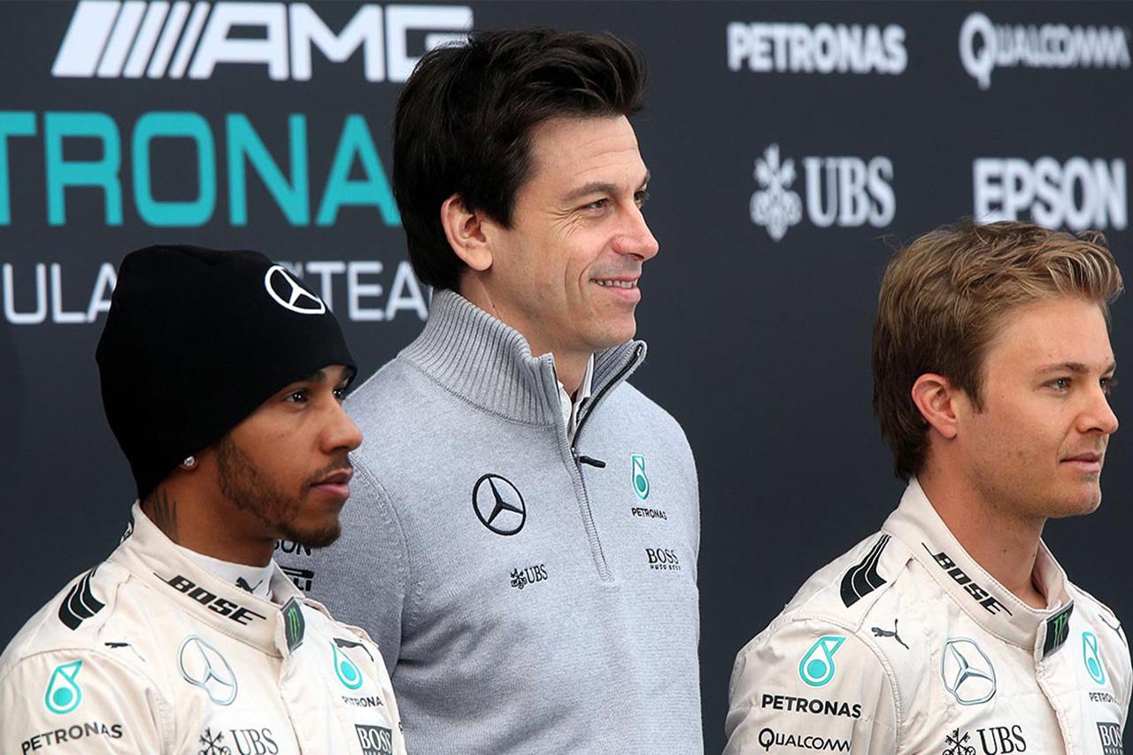 F1:ニコ・ロズベルグ 「僕とハミルトンのライバル関係の方が複雑だった」