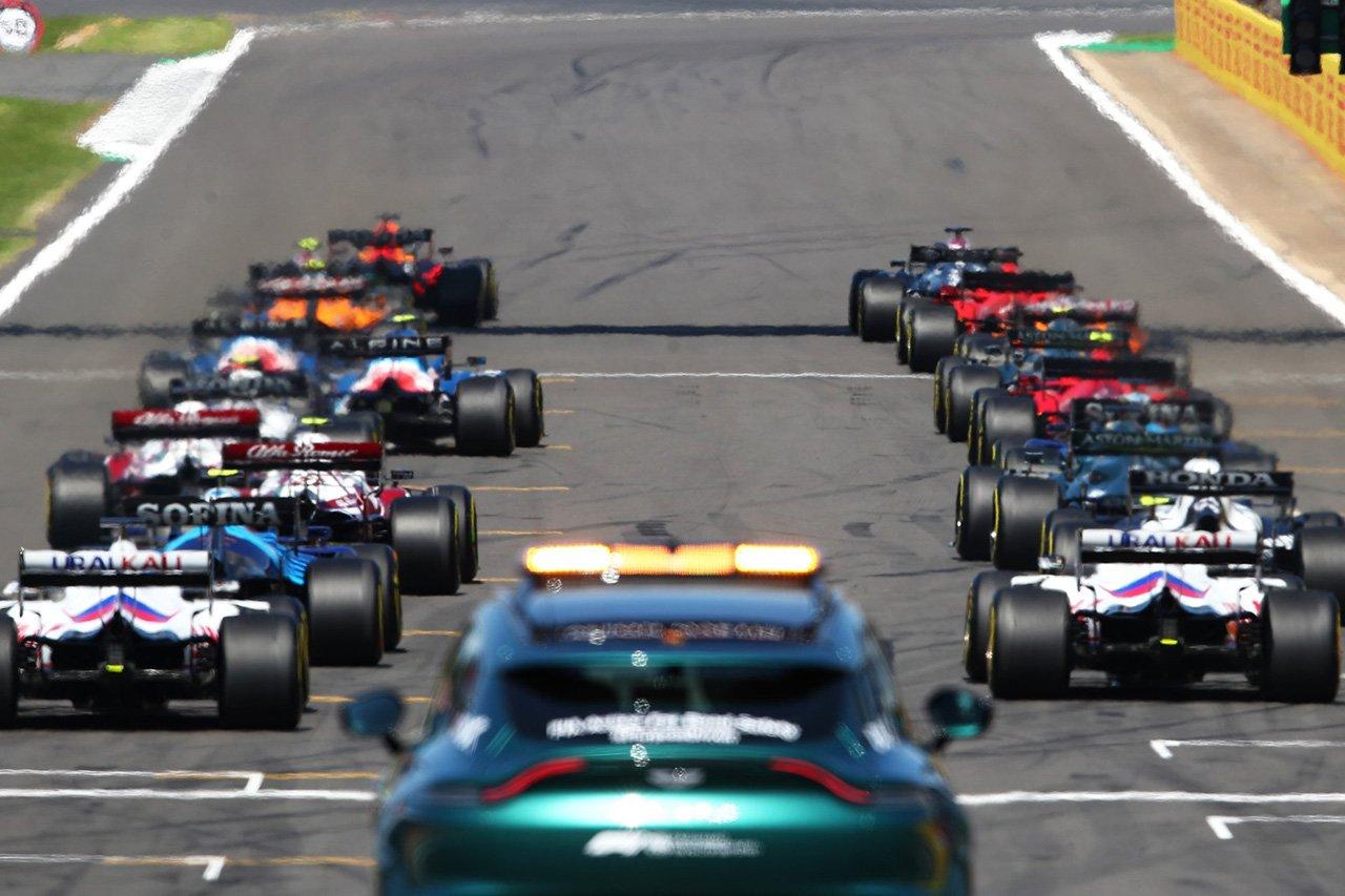 F1、2022年に全レースでスプリント予選を実施の可能性も