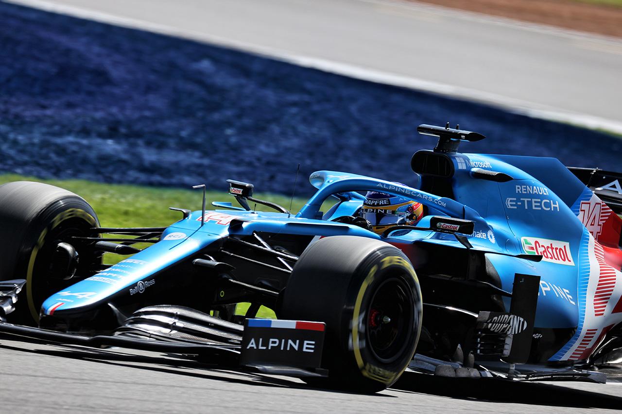 アルピーヌF1、2022年F1マシンに完全に焦点を移行