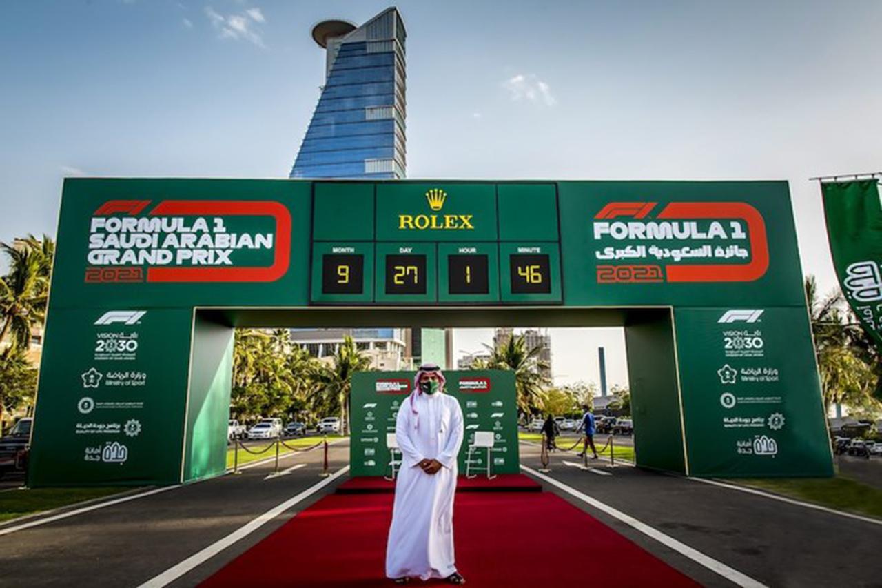 F1サウジアラビアGP、3回目のスプリント予選のトライアル地に名乗り